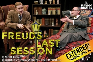Freud's Last Session Exteded